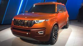 Hyundai Carlino - nowy SUV pokazany w Indiach