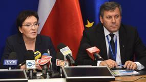 Kopacz i Piechociński: sprawa wypowiedzi Sikorskiego - zamknięta