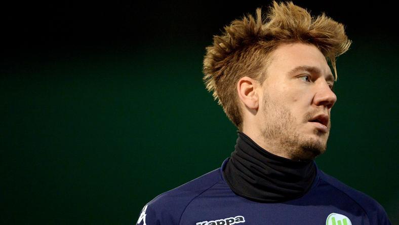 Bendtner nem éppen balhéktól mentes /Fotó: AFP
