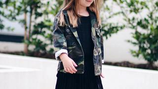 5-letnia dziewczynka podbija Instagram!