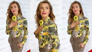 Best Look: Kamilla Baar w zestawie Marc Cain