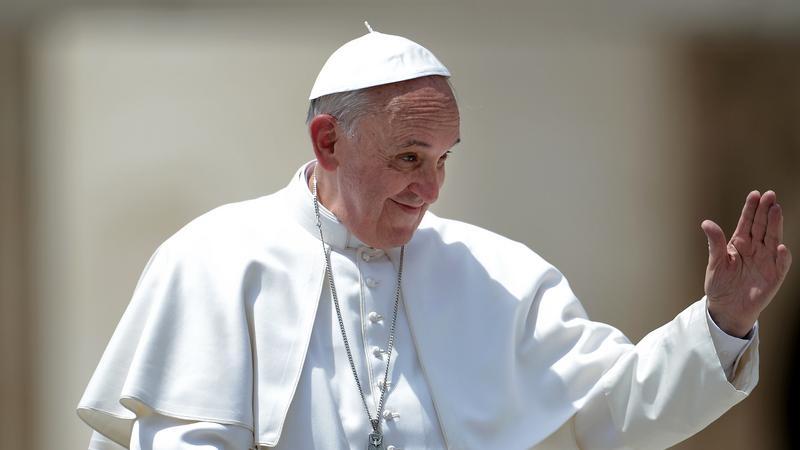 Papież Franciszek. Fot. AFP