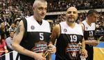 Danilović: Đorđević je učinio Partizan besmrtnim, ništa ne može da izbriše naše dane