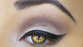Makijaż oka inspirowany latami 60.