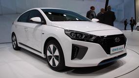 Hyundai Ioniq - potrójna premiera (Genewa 2016)