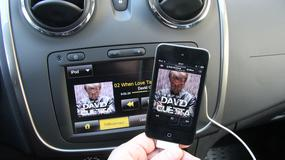 Dacia Sandero Media Nav: radio na hałas?