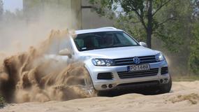 W teren tylko za dopłatą: VW Touareg 3.0 V6 TDI BlueMotion