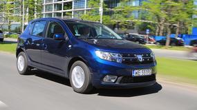 Dacia Sandero 0.9 TCe - nie widać, że to tanie auto