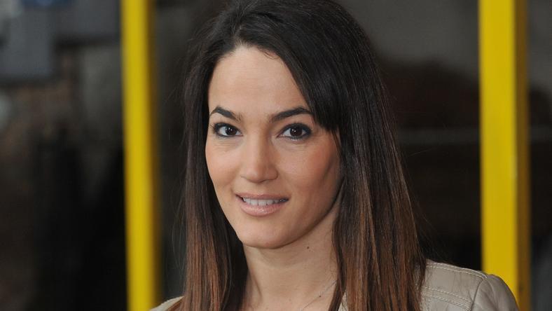 Debreczeni Zita a Glamour-gála egyik jelöltje /Fotó: RAS Archív