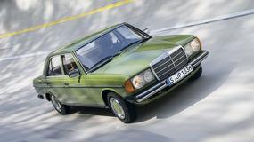 Mercedes W123 240D - samochód niezniszczalny