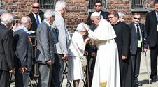 ŚDM 2016 w Krakowie.Co papież napisał do Boga w Auschwitz? Relacja na żywo