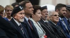 Ostre słowa powstańców do Andrzeja Dudy
