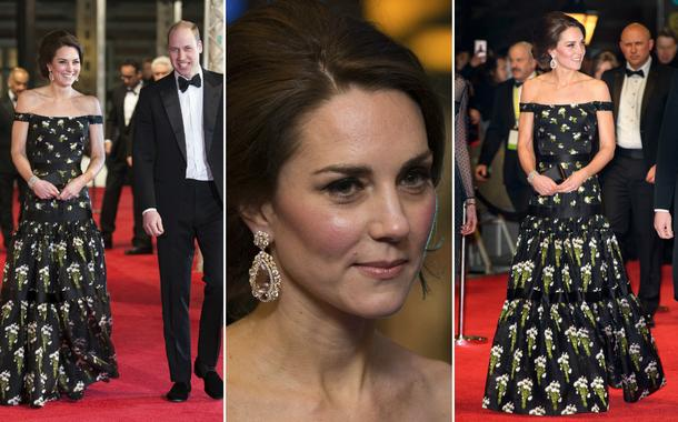 Best Look: Kate Middleton w kreacji Alexander McQueen