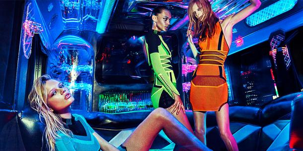 Neonowa kampania Alexandra Wanga na sezon wiosna – lato 2015