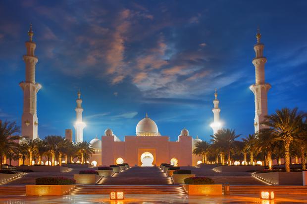 Abu Dhabi, Meczet Szejka Zayeda bin Sultana Al Nahyana
