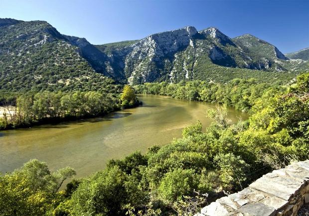 Przełom rzeki Nestos
