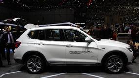 BMW X3 przechodzi zmiany