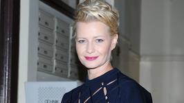 Małgorzata Kożuchowska przypomniała swój serialowy romans z Pawłem Małaszyńskim