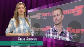 """Fragmenty jednego z ostatnich filmów Paula Walkera w sieci; """"Na sygnale"""" od 12 lutego w TVP2 - Flesz Filmowy"""
