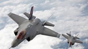 Dwa F-35 razem w przestworzach