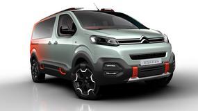 Genewa 2016: Citroën SpaceTourer Hyphen Concept