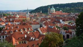Praga 17 lat później