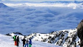 Zimowa Jazda - Francja - Chamrousse