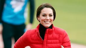 Księżna Kate w niecodziennym wydaniu. Radzi sobie świetnie! Uwagę skradła jednak... łysina księcia Williama!