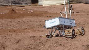Marsjańskie łaziki w Polsce - European Rover Challenge