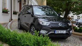 SsangYong XLV 1.6 - SUV w dobrej cenie