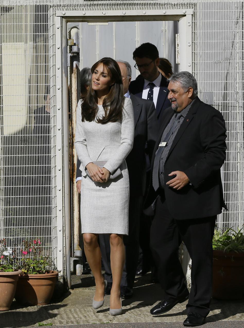 Best Look: księżna Kate w więzieniu