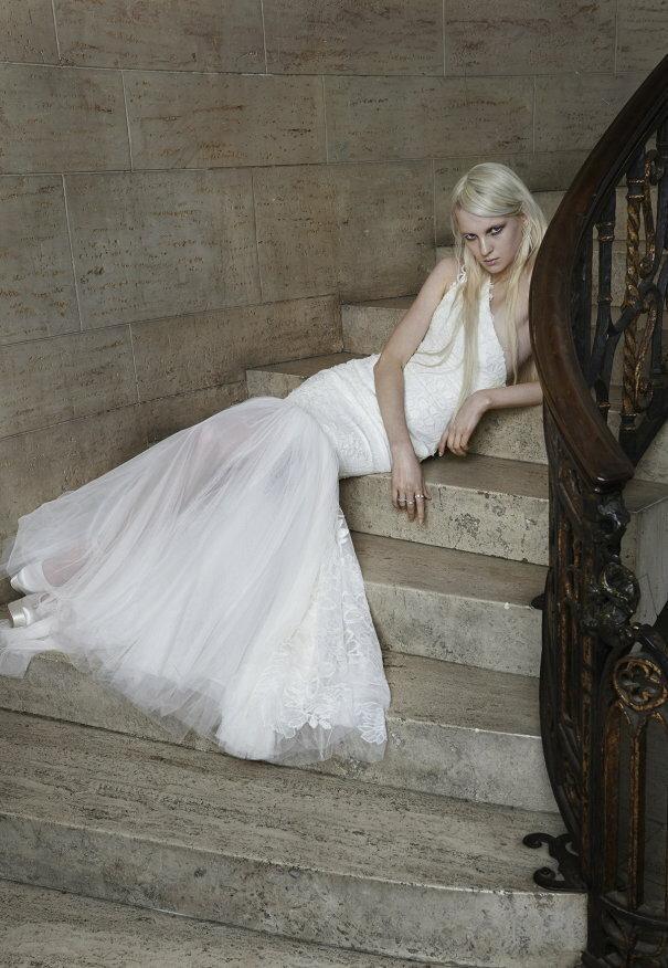 Vera Wang kolekcja wiosna 2015 / oficjalna strona projektantki