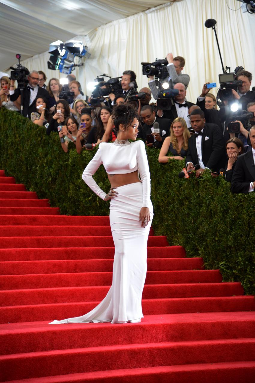 Rihanna na Met Gala / Getty Images