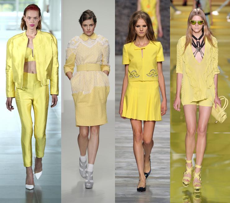 3. Żółty