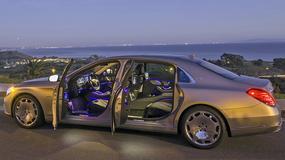 Mercedes-Maybach od Brabusa: 900  KM pod maską!