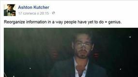 Polak doceniony w USA. Ashton Kutcher nazwał go geniuszem