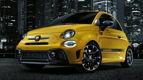 Fiat Abarth 595 po liftingu - więcej mocy
