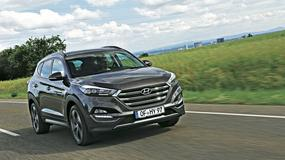 Hyundai Tucson - Nowy prymus w klasie?