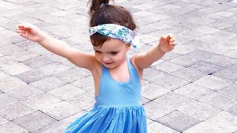 2-letnia modelka gwiazdą NYFW