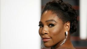 Seksowna Serena Williams w czerwieni. Takiej jej jeszcze nie widzieliście
