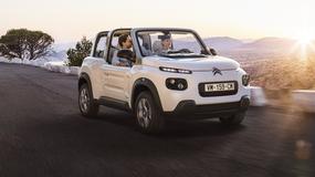Czym kusi zmodernizowany Citroën E-Mehari?