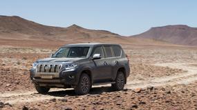 Toyota Land Cruiser – legenda na bezdrożach Namibii