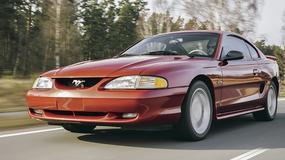 Ford Mustang GT 4.6 - auto, którego miało już nie być