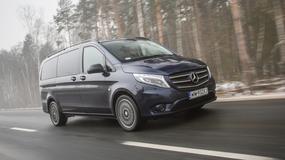 Mercedes Vito 116 CDI: Idealny na wakacyjne wojaże