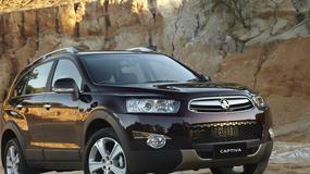 Czym różni się Holden Captiva od Chevroleta?