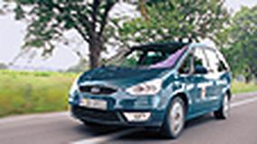 Ford Galaxy - Van z innej galaktyki