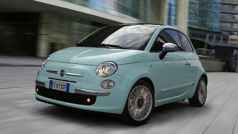Nowy Fiat 500 Nowy Fiat 500 i 500 c w Polsce