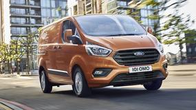 Ford Transit Custom FL – unowocześniony dostawczak