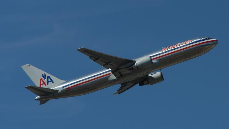 American Airline / Fotó: Northfoto