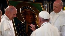 Papież powierzył Polskę Maryi